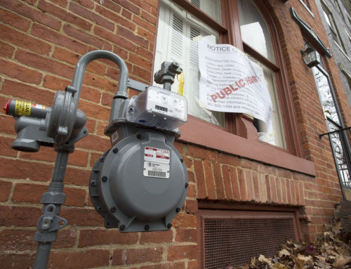 Frederick HPC, utility company, and property owner find workable solution for meter placement