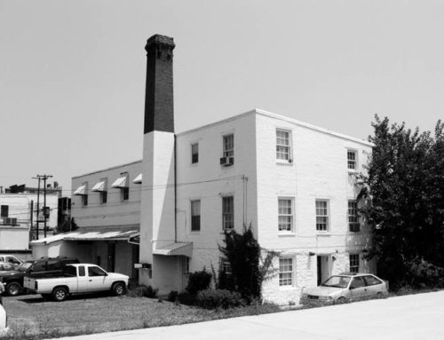 Preservationists advocate at Frederick HPC Meeting for tannery site
