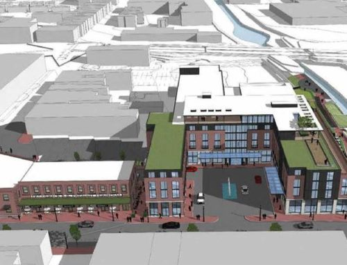 Frederick HPC to review proposed downtown hotel and conference center project