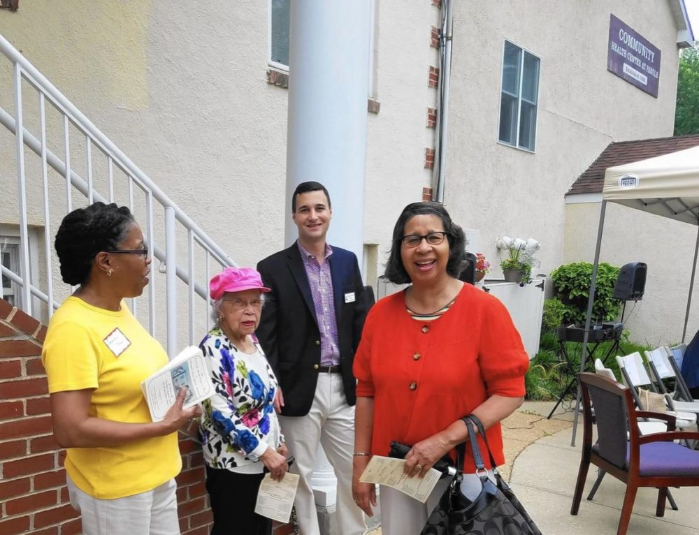Community Health Center celebrates designation as Annapolis Local Historic Landmark