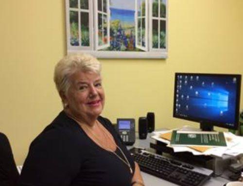 Sunny Pritchard retires as Laurel HDC coordinator
