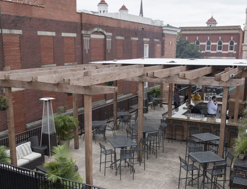 City of Frederick HDC approves Brewer's Alley rooftop terrace designs