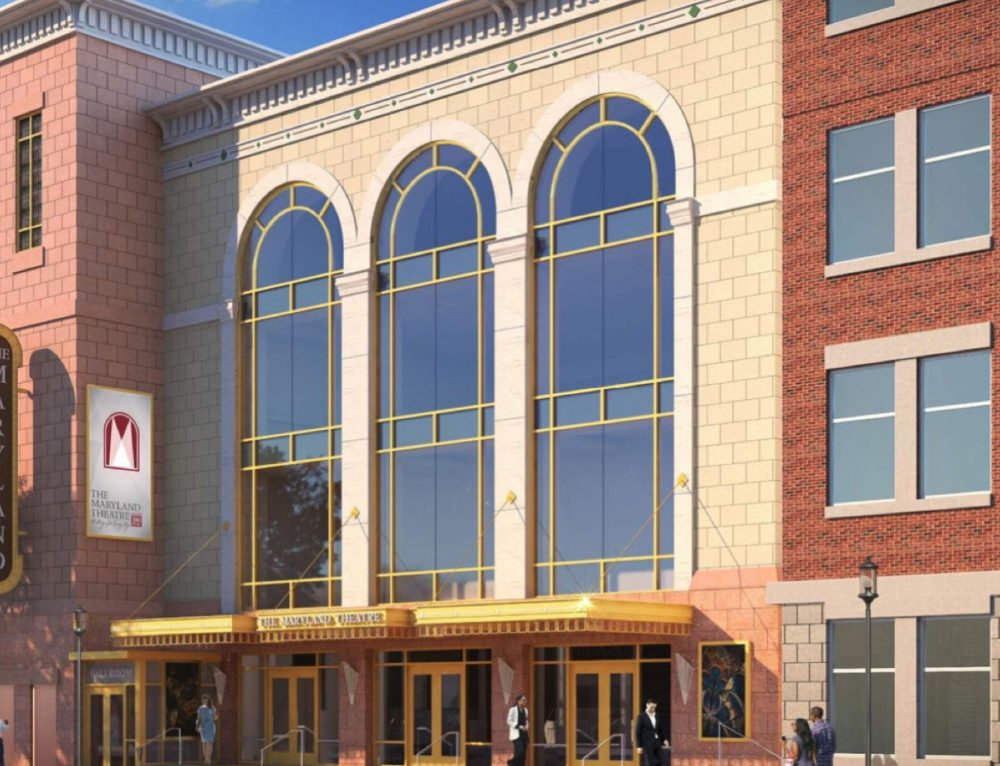 Hagerstown HDC approves design for The Maryland Theatre expansion