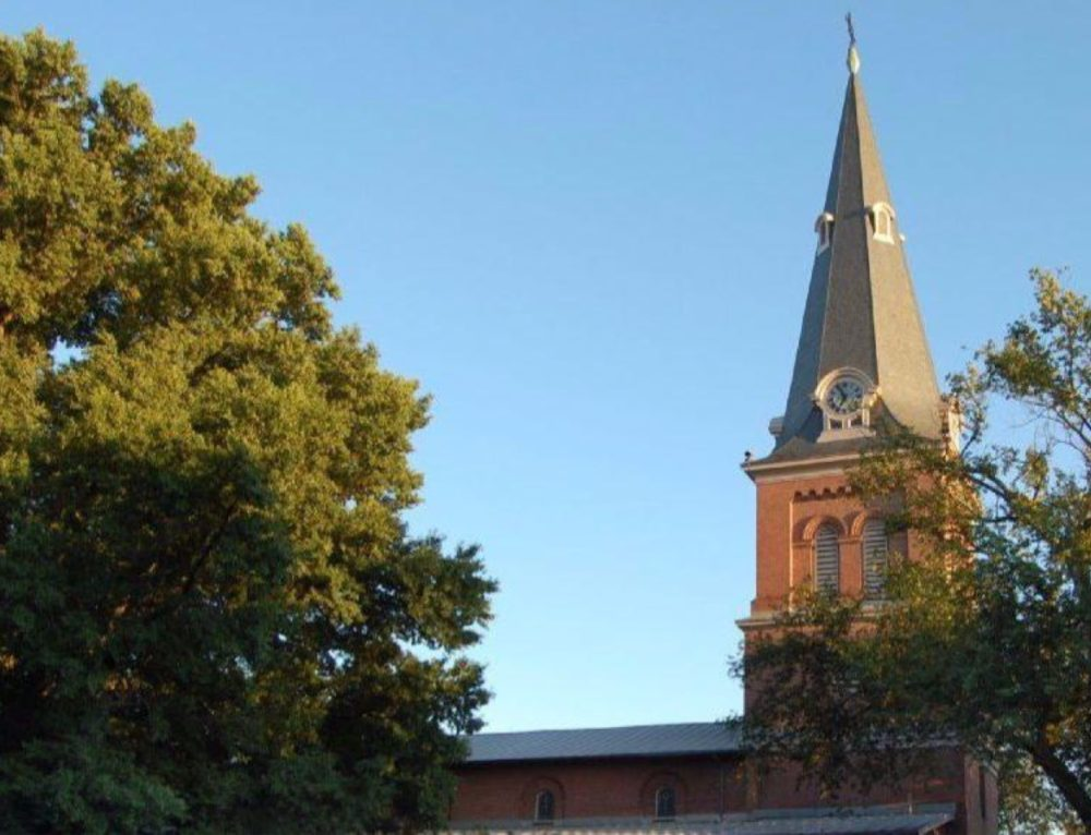 Historic St. Anne's applies to Annapolis HPC to install cell antennae in church tower