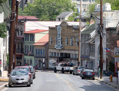 Howard County updating Ellicott City Design Guidelines to address accessibility