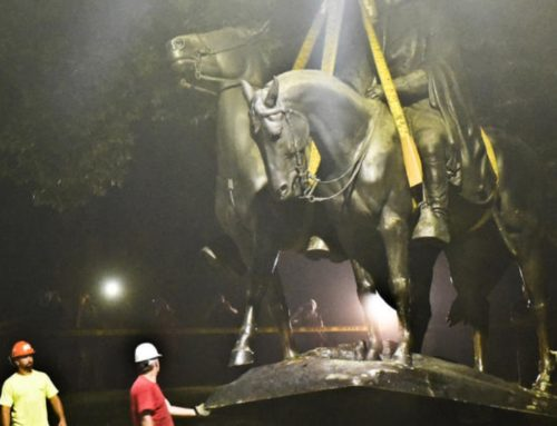 Maryland Historical Trust concludes Baltimore did not have legal authority to remove Confederate statues