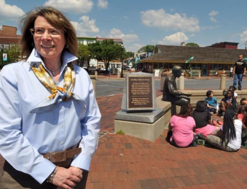 Lisa Craig, Chief of Historic Preservation in Annapolis, resigns