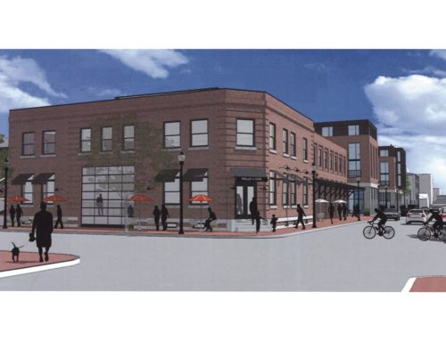 City of Frederick HPC approves rehabilitation of Frederick Railroad building