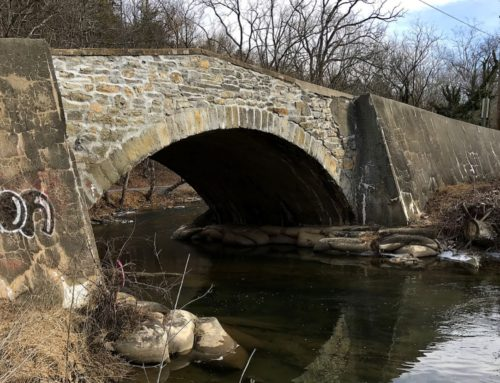Washington County HDC concerned about replacement of stone arch bridge