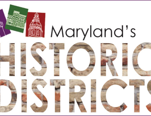 Maryland's Historic Districts – Spring 2019